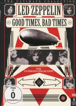 Led Zeppelin: Good Times Bad Times Online DVD Rental