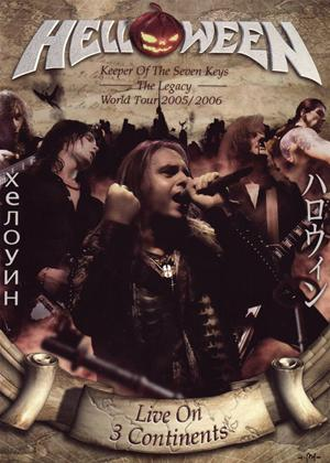 Helloween: Keeper of the Seven Keys Legacy Tour 2005/2006 Online DVD Rental