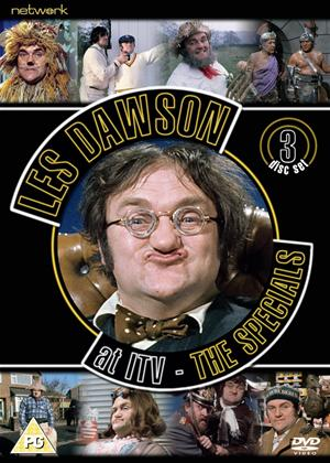Les Dawson at ITV: The Specials Online DVD Rental