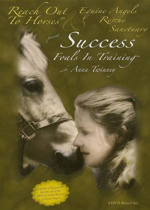Success Foals in Training with Anna Twinney Online DVD Rental
