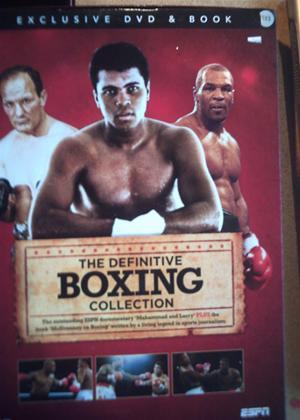 ESPN Ringside: Ali Online DVD Rental
