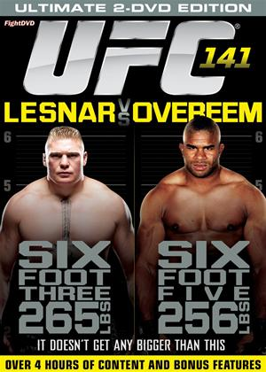 Rent UFC: 141: Lesnar vs. Overeem (aka Ultimate Fighting Championship: 141: Lesnar vs. Overeem) Online DVD Rental