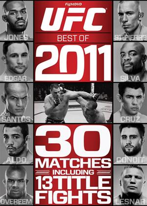 Rent Ultimate Fighting Championship: Best of 2011 Online DVD Rental