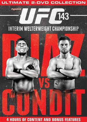 Rent UFC: 143: Diaz vs. Condit (aka Ultimate Fighting Championship: 143: Diaz vs. Condit) Online DVD Rental