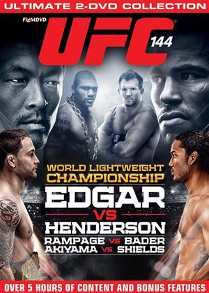 Rent UFC: 144: Edgar vs. Henderson (aka Ultimate Fighting Championship: 144: Edgar vs. Henderson) Online DVD Rental