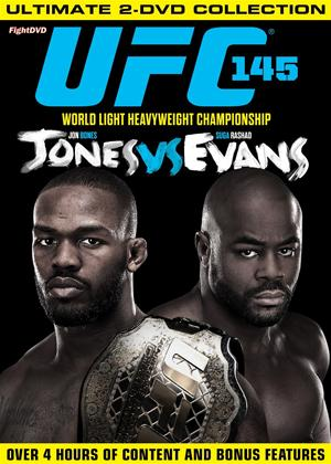UFC: 145: Jones vs. Evans Online DVD Rental