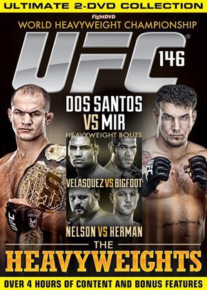 Rent UFC: 146: Dos Santos vs. Mir (aka Ultimate Fighting Championship: 146: Dos Santos vs. Mir) Online DVD Rental