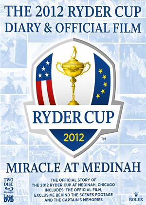 Rent Official Film and Ryder Cup 2012 Diary Online DVD Rental