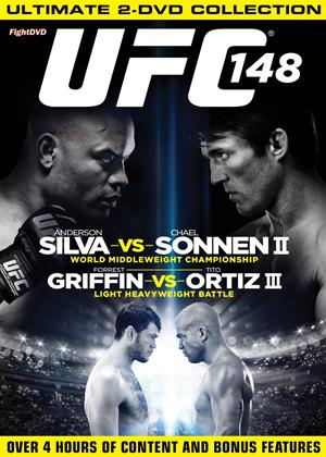 Rent UFC: 148: Silva vs. Sonnen II (aka Ultimate Fighting Championship: 148: Silva vs. Sonnen) Online DVD Rental