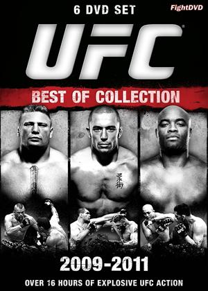 Rent Ultimate Fighting Championship: Best of Collection 2009-2011 Online DVD Rental