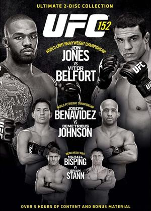 Rent UFC: 152: Jones vs. Belfort (aka Ultimate Fighting Championship: 152: Jones vs. Belfort) Online DVD Rental