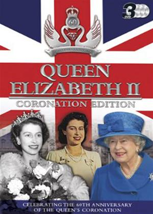 Rent Queen Elizabeth II: Coronation Edition Online DVD Rental