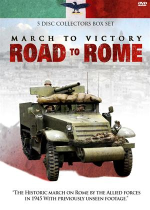 Rent March to Victory: Road to Rome Online DVD Rental