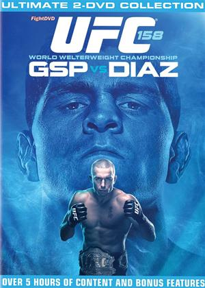Rent UFC: 158: St-Pierre vs. Diaz (aka Ultimate Fighting Championship: 158: St-Pierre vs. Diaz) Online DVD Rental