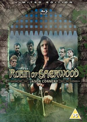 Rent Robin of Sherwood: Jason Connery Online DVD Rental