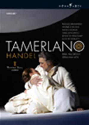 Tamerlano: Teatro Real, Madrid Online DVD Rental
