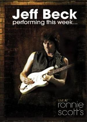 Rent Jeff Beck: Performing This Week: Live at Ronnie Scott's Online DVD Rental