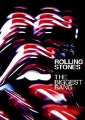 The Rolling Stones: The Biggest Bang Online DVD Rental