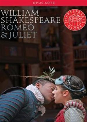 Romeo and Juliet: Globe Theatre Online DVD Rental