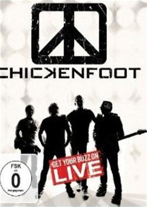 Rent Chickenfoot: Get the Buzz On: Live Online DVD Rental