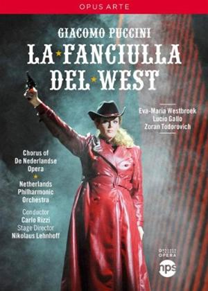 Rent La Fanciulla Del West: Nederlandse Opera Online DVD Rental