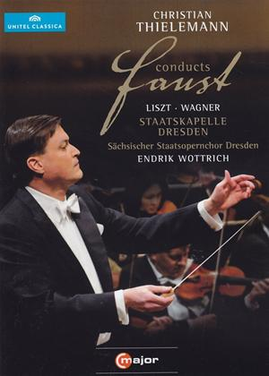 Rent Thielemann Conducts Faust Online DVD Rental