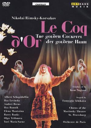 Rent Le Coq D'or: Théâtre Musical De Paris (Nagano) Online DVD Rental