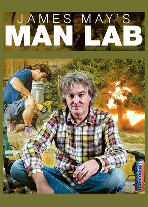 James May's Man Lab Online DVD Rental