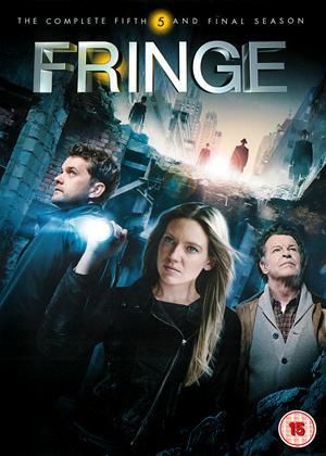 Fringe: Series 5 Online DVD Rental