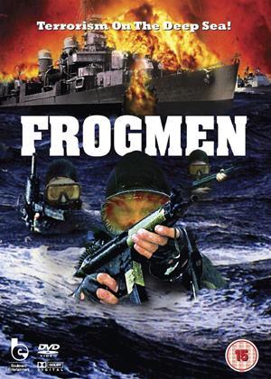 Frogmen Online DVD Rental
