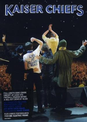 Rent Kaiser Chiefs: Live from Elland Road Online DVD Rental