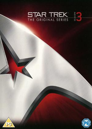 Star Trek: The Original Series: Series 3 Online DVD Rental