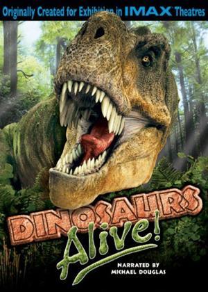 Rent Dinosaurs Alive! Online DVD Rental