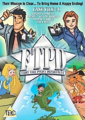 Fairy Tale Police Department: Vol.4 Online DVD Rental