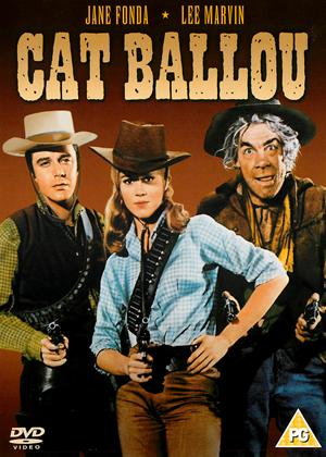 Cat Ballou Online DVD Rental