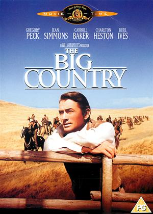 The Big Country Online DVD Rental