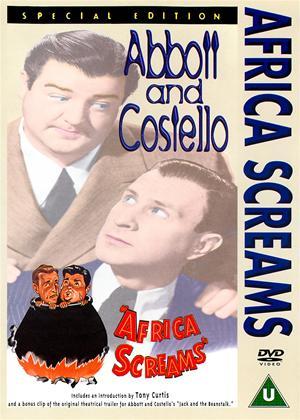 Rent Abbott and Costello: Africa Screams Online DVD Rental