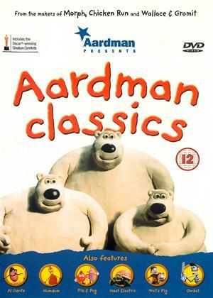 Aardman Classics Online DVD Rental