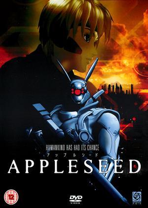 Appleseed Online DVD Rental