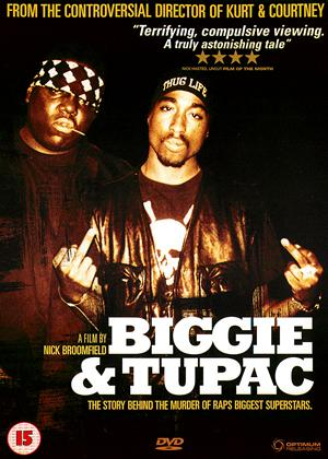 Rent Biggie and Tupac Online DVD Rental