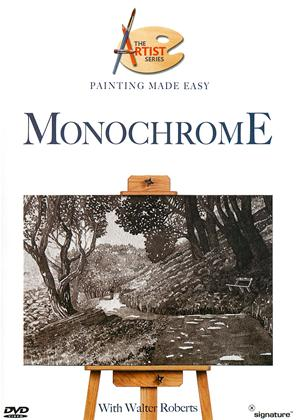 Painting Made Easy: Monochrome Online DVD Rental