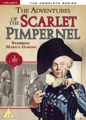 The Adventures of the Scarlet Pimpernel: Series Online DVD Rental