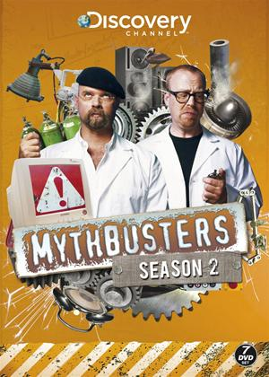 MythBusters: Series 2 Online DVD Rental