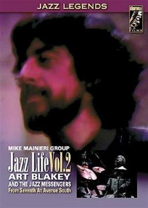 Rent Jazz Life: Vol.2: Mike Mainieri Group/Art Blakey Online DVD Rental