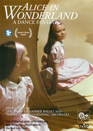 Alice in Wonderland: A Dance Fantasy Online DVD Rental