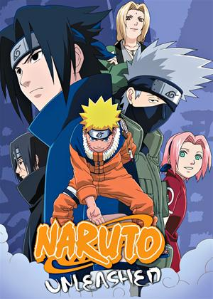 Naruto Unleashed Online DVD Rental