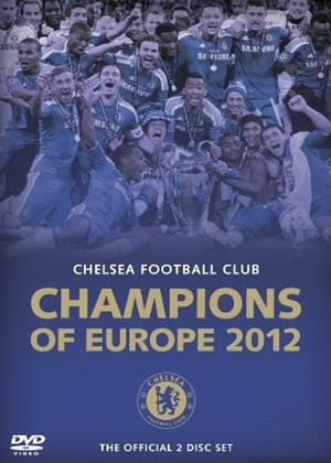Chelsea FC: Champions of Europe 2012 Online DVD Rental