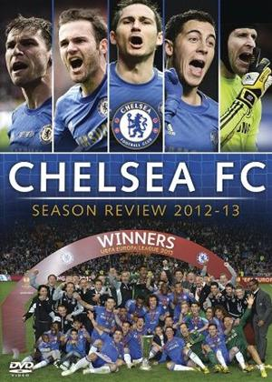 Rent Chelsea FC: End of Season Review 2012/2013 Online DVD Rental