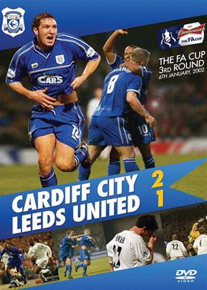Cardiff City FC: The FA Cup 3rd Round: 6th January 2002 Online DVD Rental