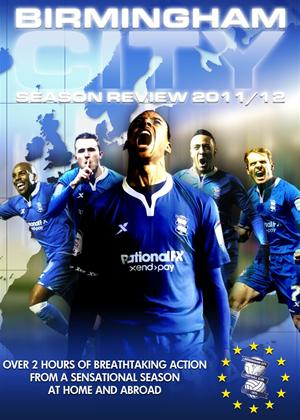 Rent Birmingham City FC: Season Review 2011/2012 Online DVD Rental